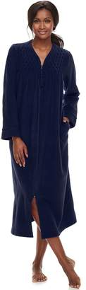 Miss Elaine Women's Essentials Brushed Terry Robe