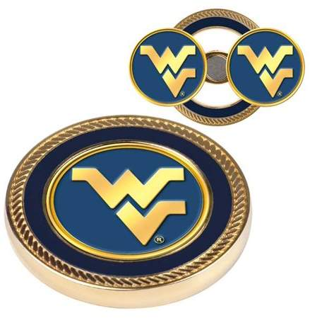 LinksWalker West Virginia Challenge Coin / 2 Ball Markers