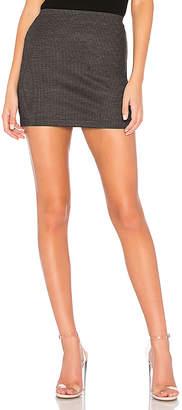 Bailey 44 Solyanka Striped Mini Skirt