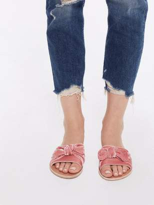 Ancient Greek Sandals Taygete - Dusty Pink