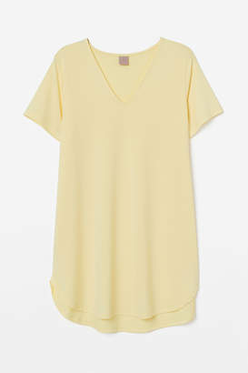 H&M H&M+ Short-sleeved Tunic