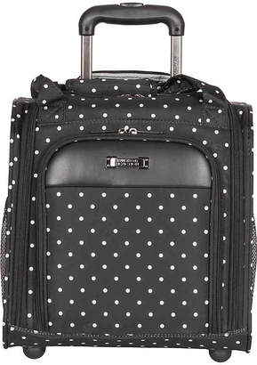 Kenneth Cole Reaction Luggage Polka Dot 14-Inch Underseat Carry-On Luggage - Women's