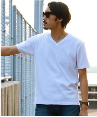 Men's Bigi (メンズ ビギ) - Men's Bigi VネックTシャツ