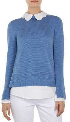 Ted Baker Bronwen Layered-Look Sweater