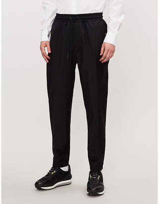 Givenchy Wool-blend jogging bottoms
