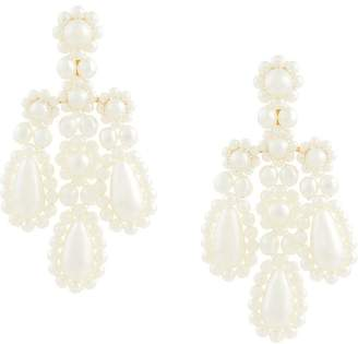Simone Rocha chandelier earrings