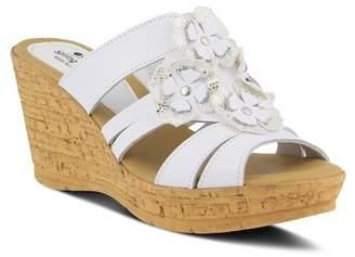 Spring Step Rositsa Cork Heel Slide