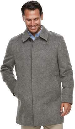 Ike Behar Men's Classic-Fit Cashmere-Blend Top Coat