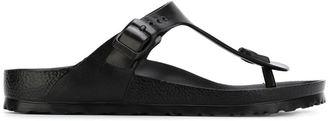 Birkenstock buckled T-bar sandals $37.56 thestylecure.com