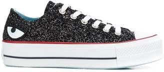 Chiara Ferragni CF x Converse low top trainers