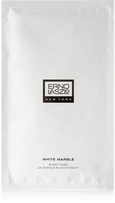 Erno Laszlo - White Marble Sheet Masks X 6 - Colorless $80 thestylecure.com