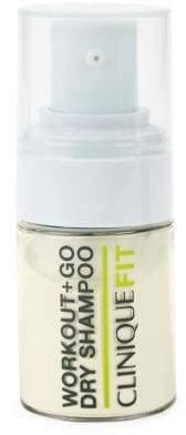 Workout + Go Dry Shampoo