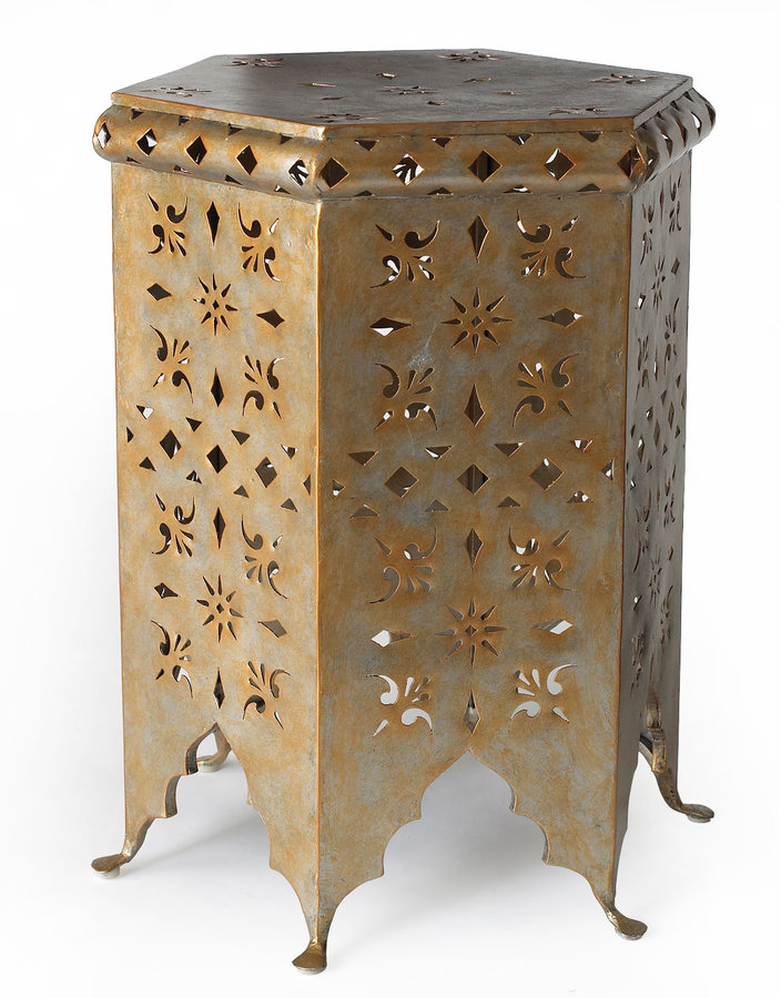 Janice Minor Moroccan-Style Garden Seat