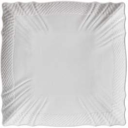 Richard Ginori Vecchio White Square Platter