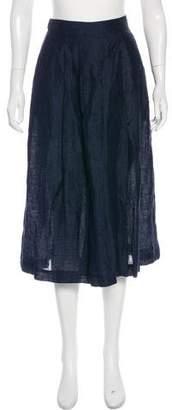 Masscob High-Rise Linen Pants w/ Tags