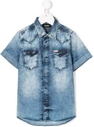 Diesel Cirix denim shirt