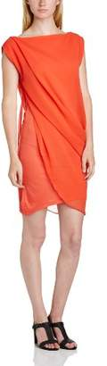 Religion Women's Medium Wrap Sleeveless Dress,(Manufacturer Size:Small)