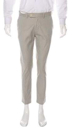 Saks Fifth Avenue Woven Striped Pants