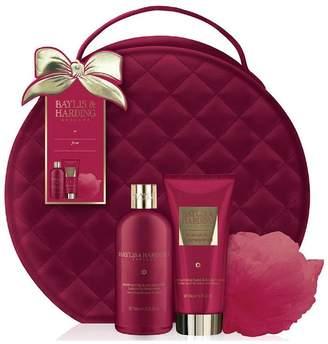 Baylis & Harding Midnight Fig & Pomegranate Vanity Bag Gift Set ¿