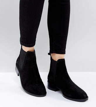 Asos DESIGN ABSOLUTE Suede Chelsea Ankle Boots