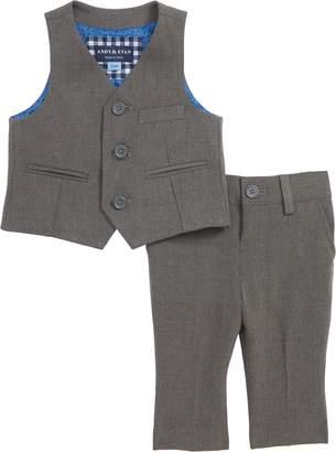 Andy & Evan Vest & Pants Set