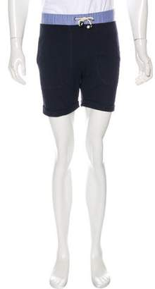 Band Of Outsiders Knit Jogger Shorts