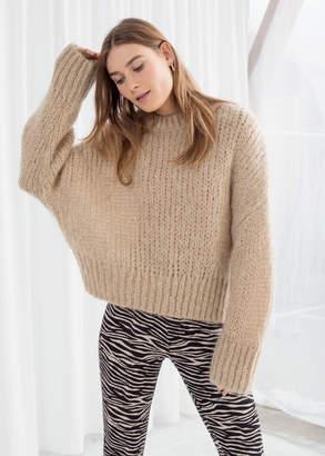 28823b93e Beige Chunky Knit Women's Sweaters - ShopStyle