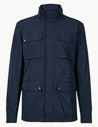 "Marks and Spencer Four Pocket Jacket with Stormwearâ""¢"