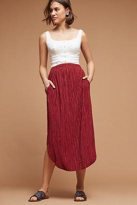 Sabina Musayev Odelle Textured Skirt $118 thestylecure.com