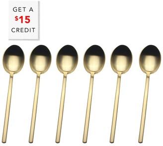 Mepra Coffee Spoon 6Pc Set