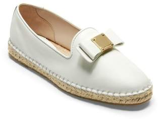 Cole Haan Tali Bow Espadrille Flat
