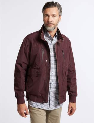 Marks and Spencer Bomber Jacket with Stormwear