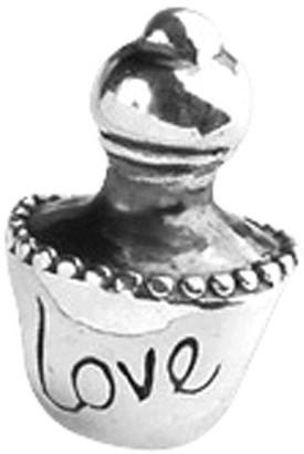 Prerogatives Sterling Love Perfume Bottle Bead