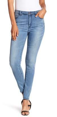Nanette Lepore NANETTE High Waist Garmecy Skinny Jeans