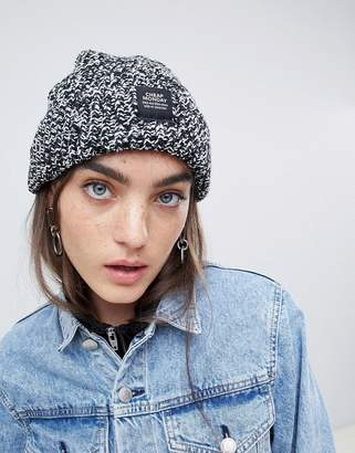 Cheap Monday ribbed beanie