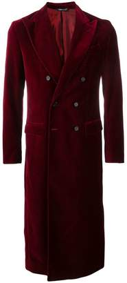 Kappa long double breasted coat