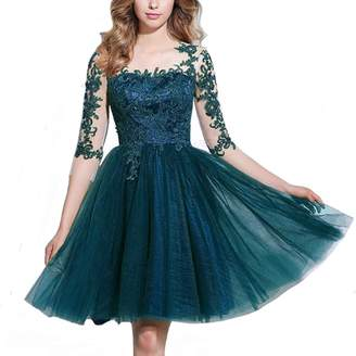 Red Carpet LL Bridal Sexy Ladies Military Ball Gown Ceremony Banquet Dance Wearing Dress