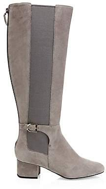 Cole Haan Women's Avani Leather Stretch Boots