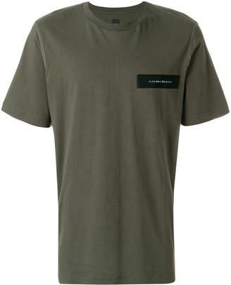 Oamc chest patch T-shirt
