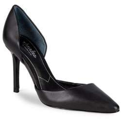 Charles by Charles David Vertrue Leather d'Orsay Pumps