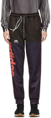adidas by Alexander Wang Navy and Black Photocopy Lounge Pants