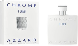 Azzaro Chrome Pure Men's Cologne - Eau de Toilette