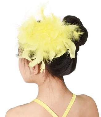 styling/ MiDee Girls Headbands Floral Feather Headpiece Hair Accessories