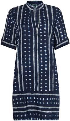 Lauren Ralph Lauren Vorzal 34 Sleeve Casual Dress