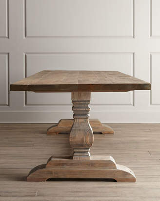 Haute House Natural Dining Table