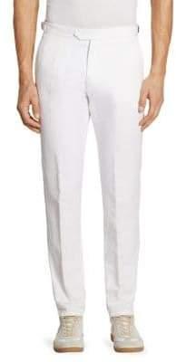 Orlebar Brown Linen Trousers