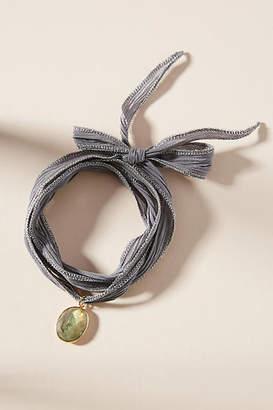 Jemma Sands Sadie Silk Wrap Bracelet