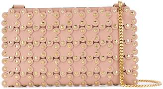 RED Valentino flower puzzle cross body bag