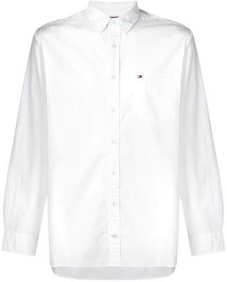 Tommy Hilfiger Essential front pocket shirt