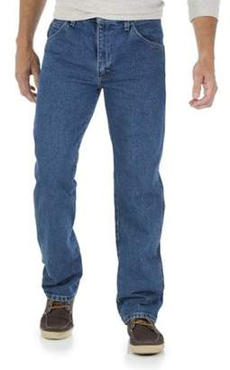 Wrangler Men's Regular Fit Jeans Five Star (36x34, )